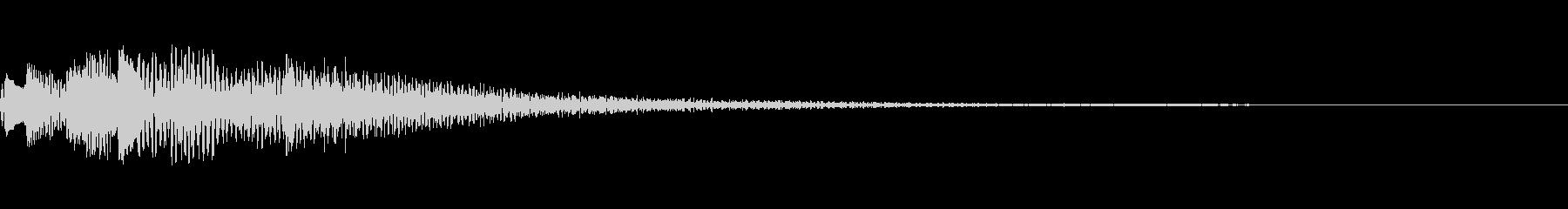 ハープ:降順コードアルペジオス、漫...の未再生の波形