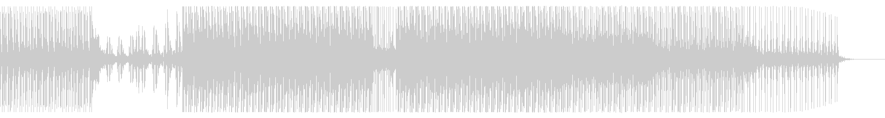 EDM/ハウス/夏っぽい爽やかさのポップの未再生の波形
