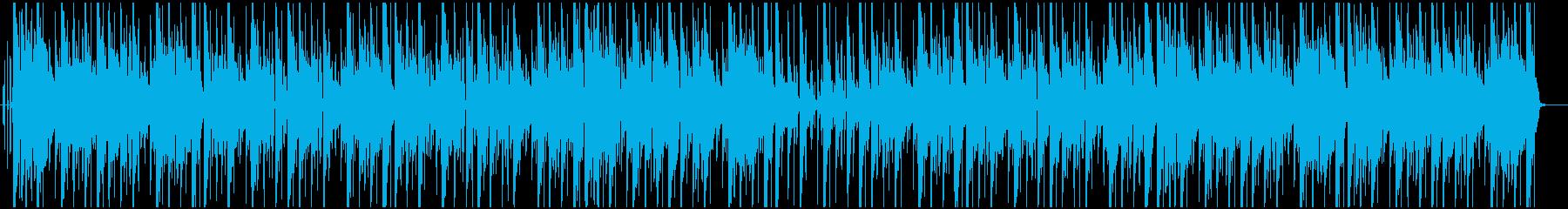 ピアノ ジャズ カフェ Lo-Fiの再生済みの波形