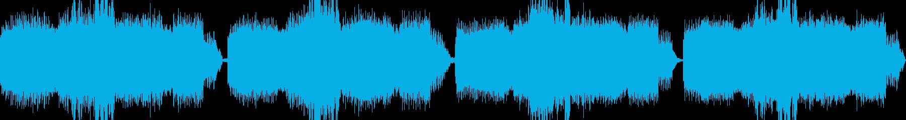 サイレン siren 警報 アラート15の再生済みの波形