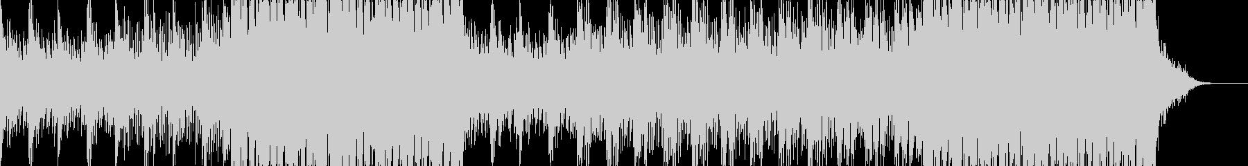 大人な雰囲気のCM、動画系ピアノBGMの未再生の波形