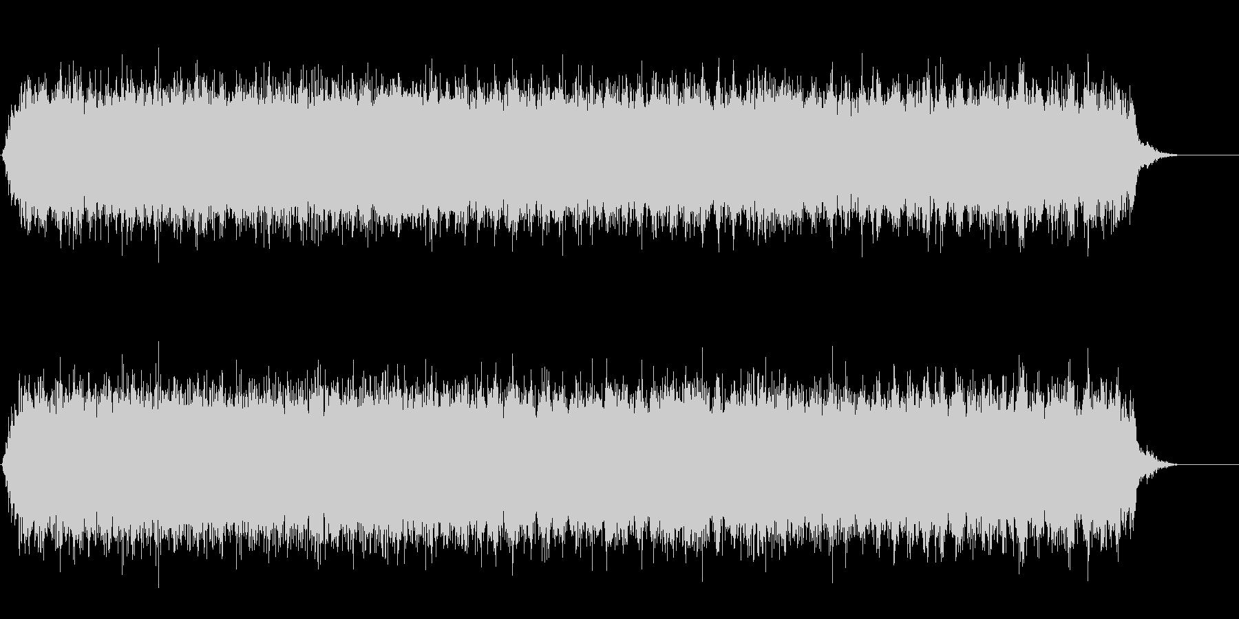[生録音]ミキサーで混ぜる03-ロングの未再生の波形