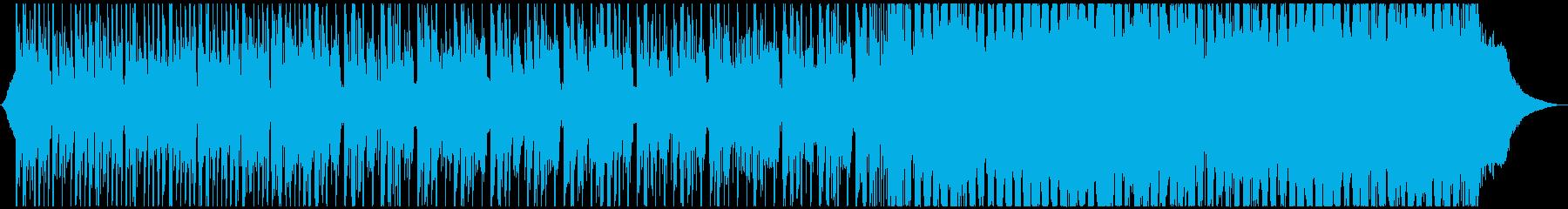 【ショート】お洒落で軽快!!夏ポップの再生済みの波形
