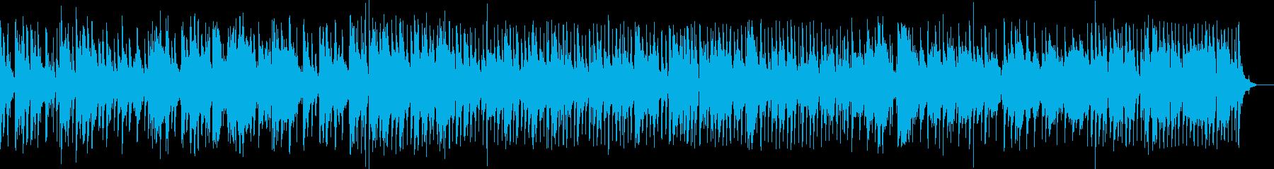 おしゃれに奏でるジャズ・バラードの再生済みの波形