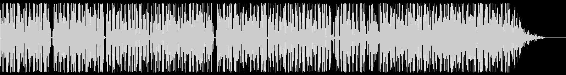 ヒップホップ楽器。オーケストラと溝...の未再生の波形