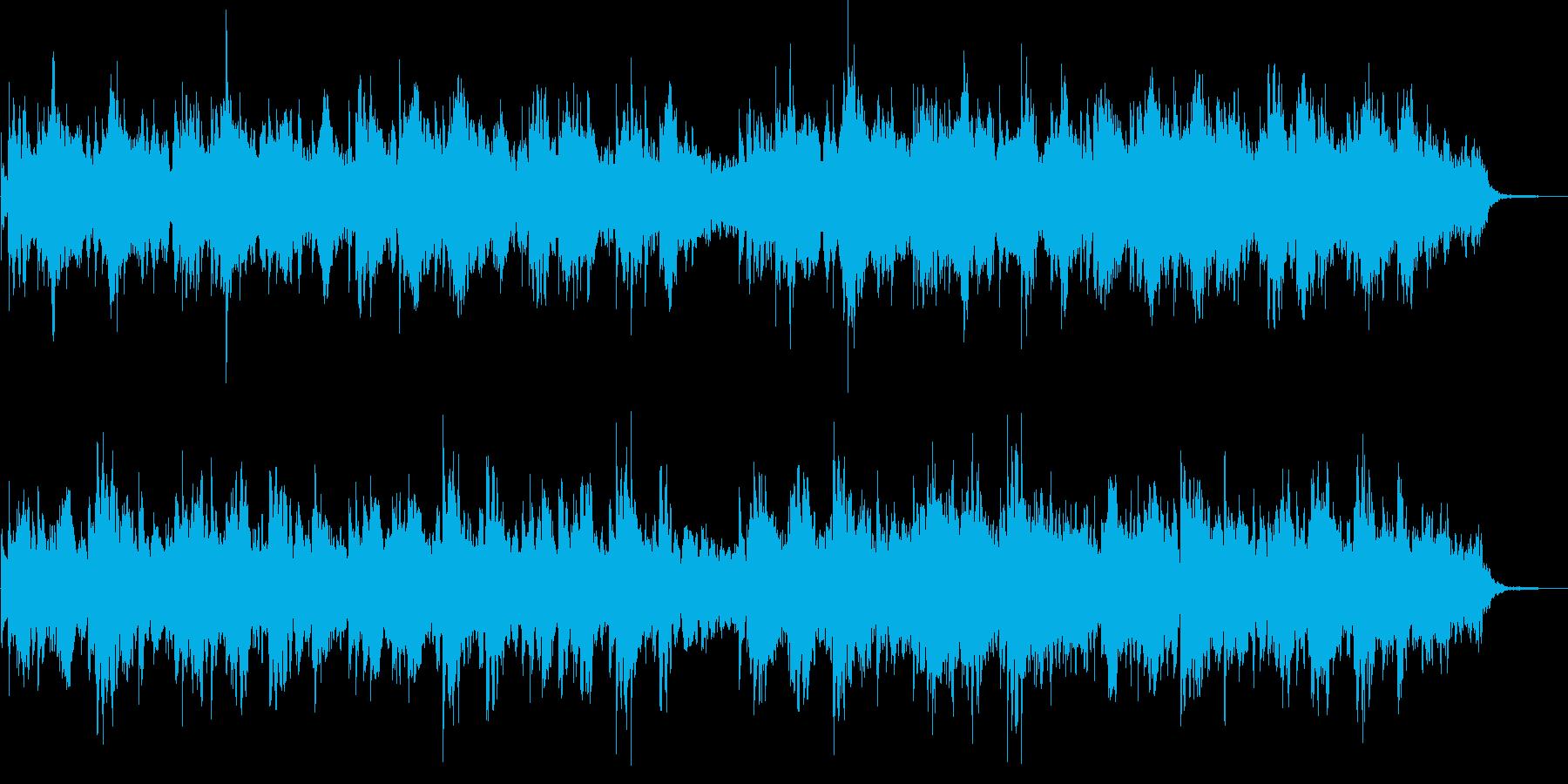 オルゴールが基調のスローバラードです。の再生済みの波形