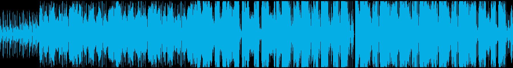 【店舗BGM】おしゃれイージーリスニングの再生済みの波形