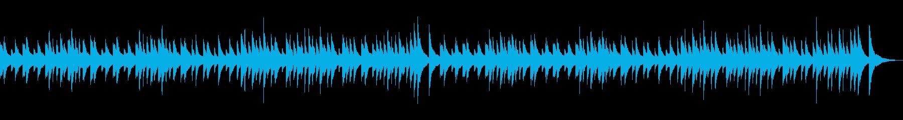 ジムノペディ 第1番、和風、琴ver.の再生済みの波形