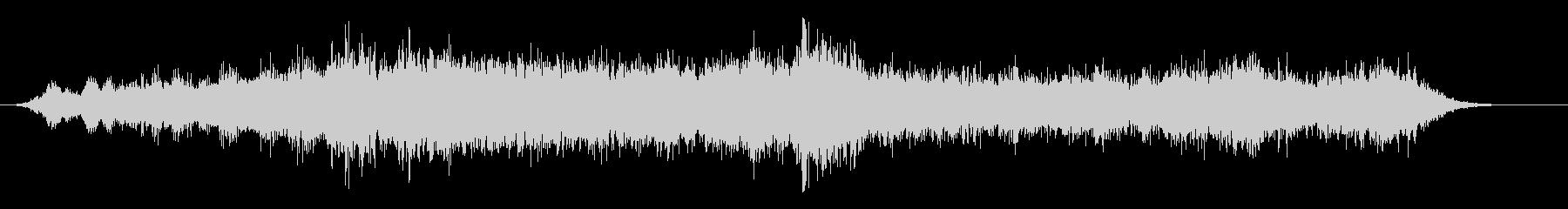 音楽:不気味なスローホラーストリン...の未再生の波形