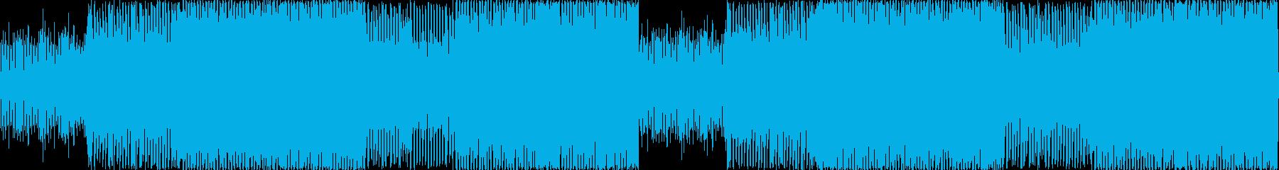 緊迫系の曲<loop仕様> 【RPG、…の再生済みの波形