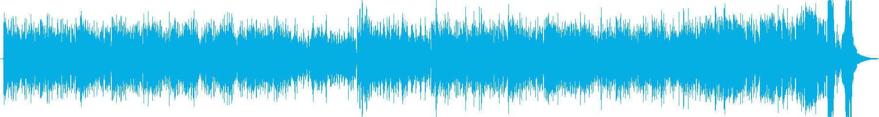 エネルギーチャージをイメージの再生済みの波形