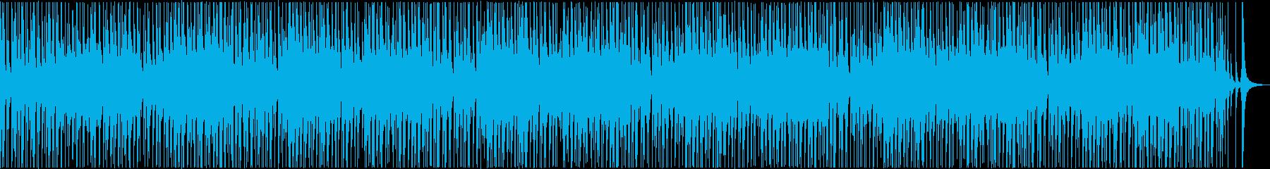 日本 和風 茨城県民謡 猿島豊年音頭の再生済みの波形