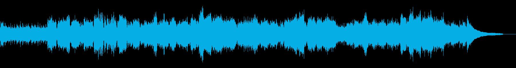 やわらかであたたかな日常BGMの再生済みの波形