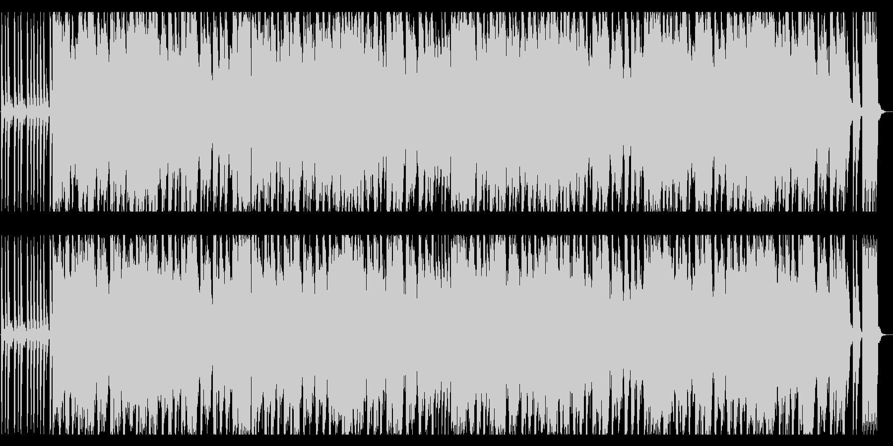 キラキラ/エレクトロポップNo388_5の未再生の波形