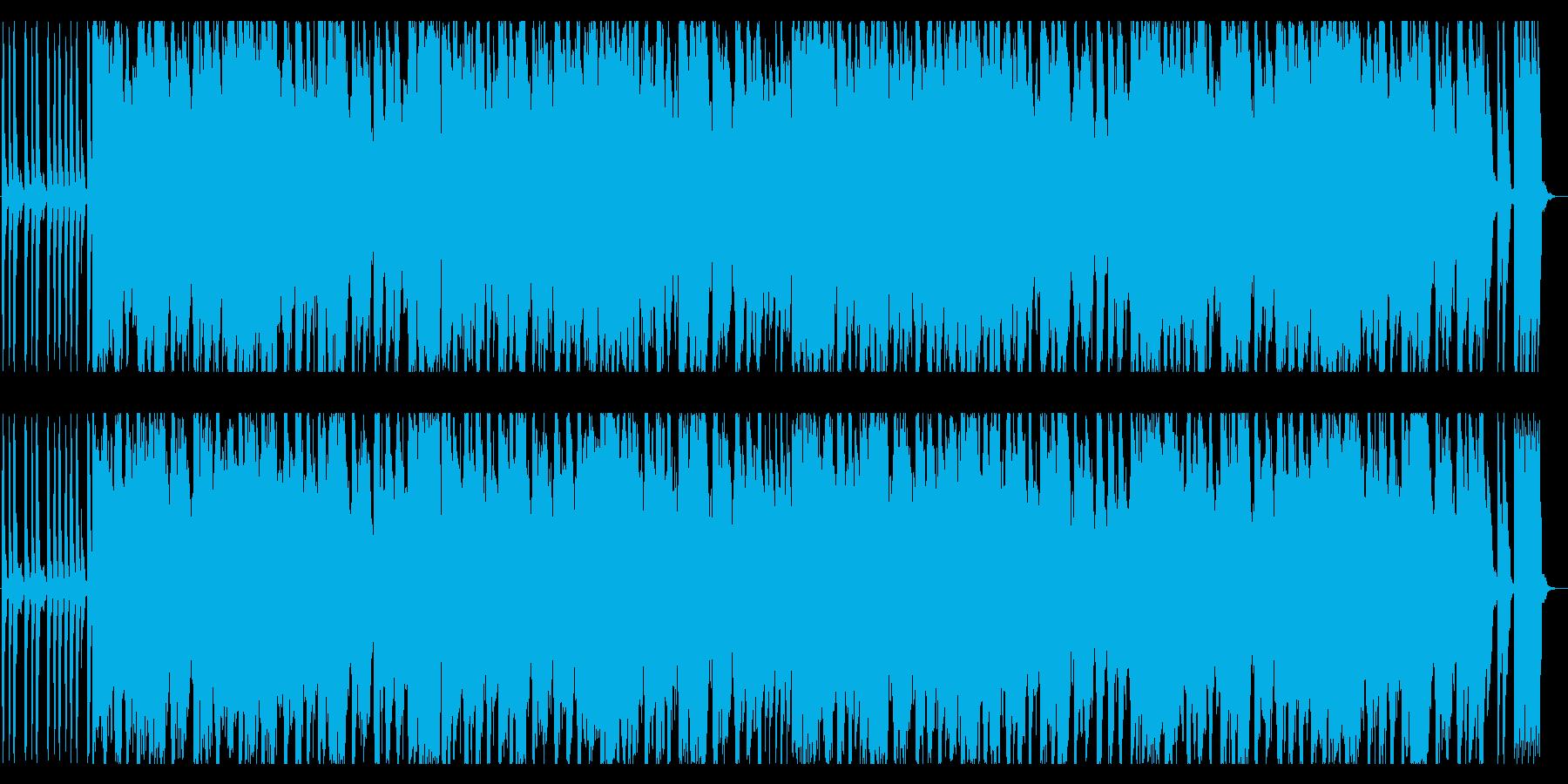 キラキラ/エレクトロポップNo388_5の再生済みの波形