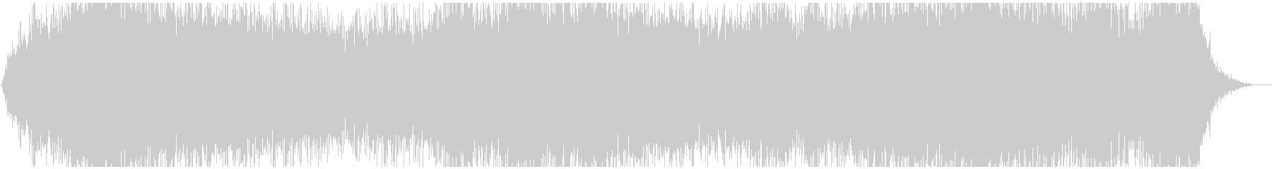 ドローン バブリング03の未再生の波形