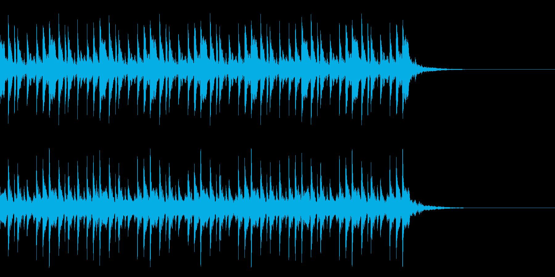 パーラッラーパーラッ…(オープニング)の再生済みの波形