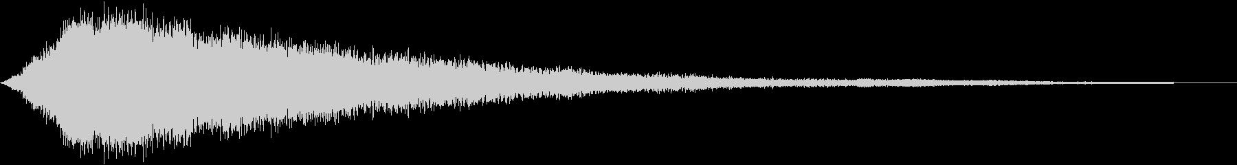 【シネマティック】 ドローン_11の未再生の波形