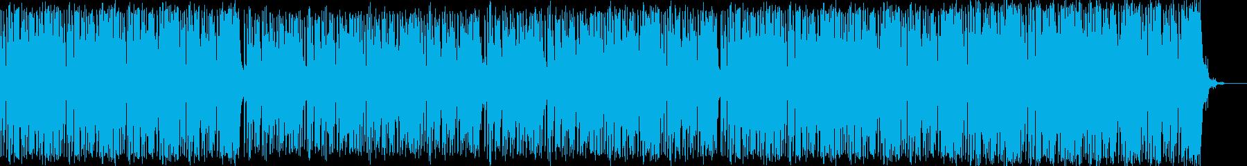電気楽器。滑らかで深夜のグルーヴ。...の再生済みの波形