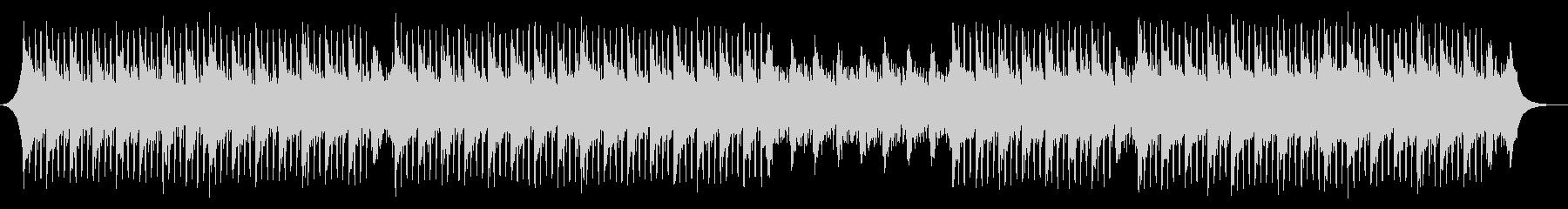 インタビュー音楽の未再生の波形
