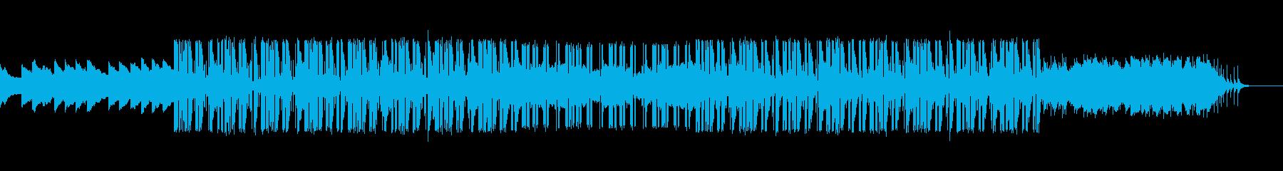 動画 サスペンス 技術的な 電化 ...の再生済みの波形