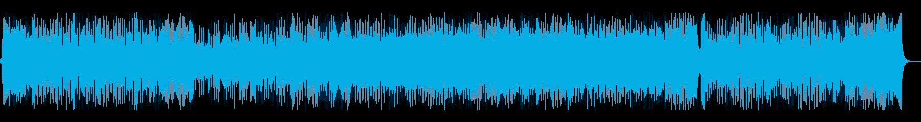 爽やかな疾走感~バイオリン旋律のポップスの再生済みの波形