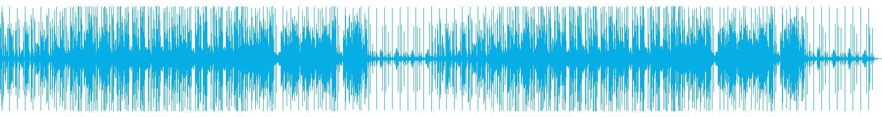 ウッドベース ややコミカル ジャズの再生済みの波形