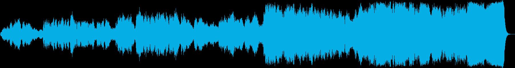 力強いテノールがオケをバックに歌うの再生済みの波形