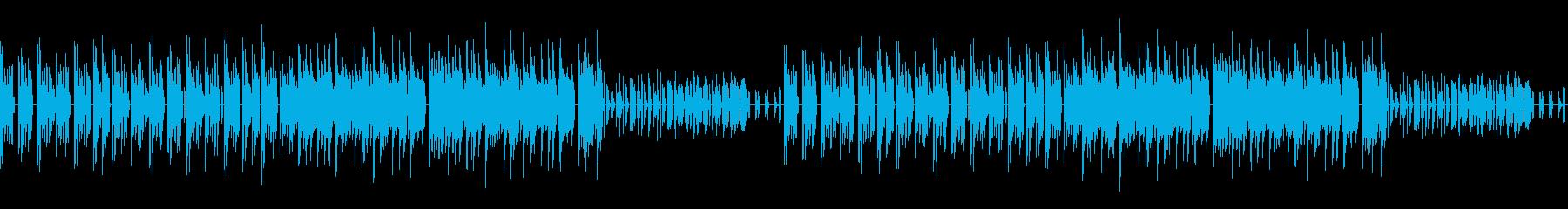 RPG・遺跡BGMの再生済みの波形