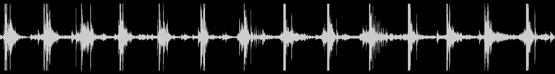 アーマークラッド:ウォーク・オン・...の未再生の波形