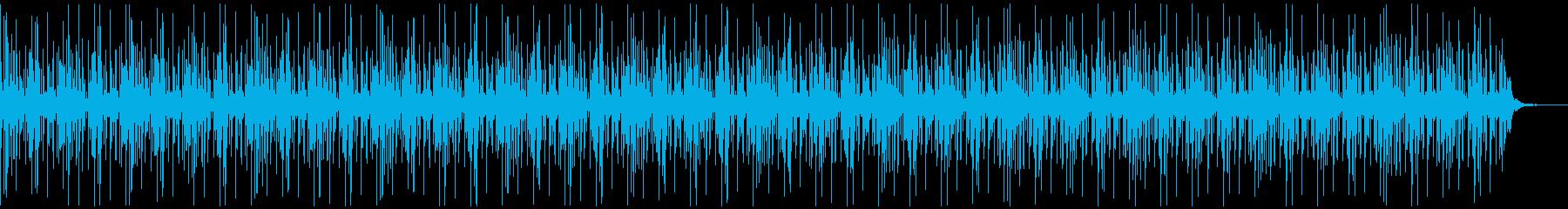 [ニュース報道]無機質:フラット:06の再生済みの波形