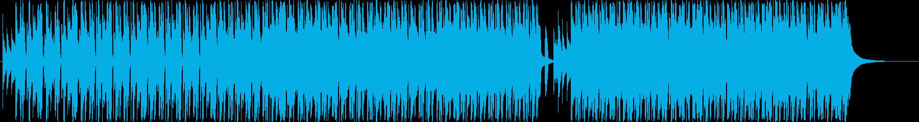 Puzzle Makerの再生済みの波形