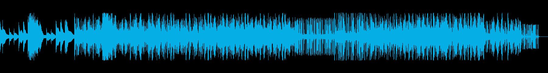 RPGゲームいっぽいエレクトロの再生済みの波形
