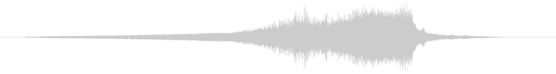 【ライザー】43 SFサウンド 始動の未再生の波形