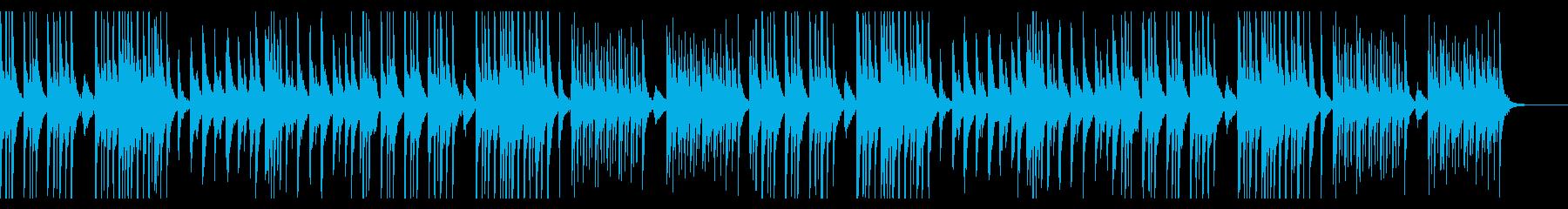 Faint Suspicionの再生済みの波形
