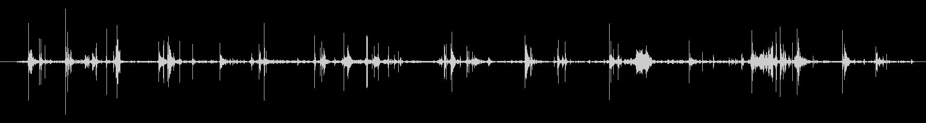 モンスター 肉食03の未再生の波形