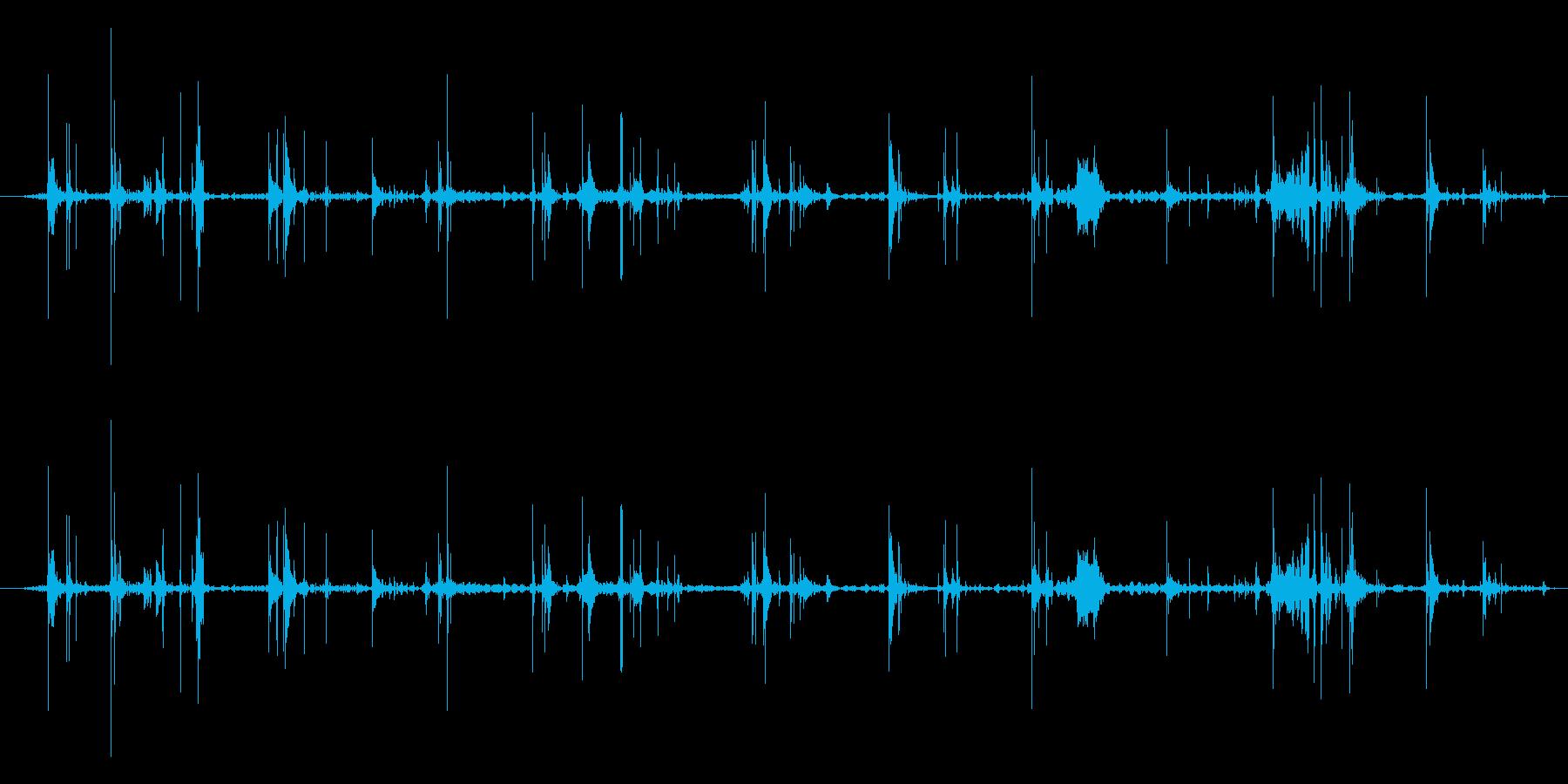 モンスター 肉食03の再生済みの波形