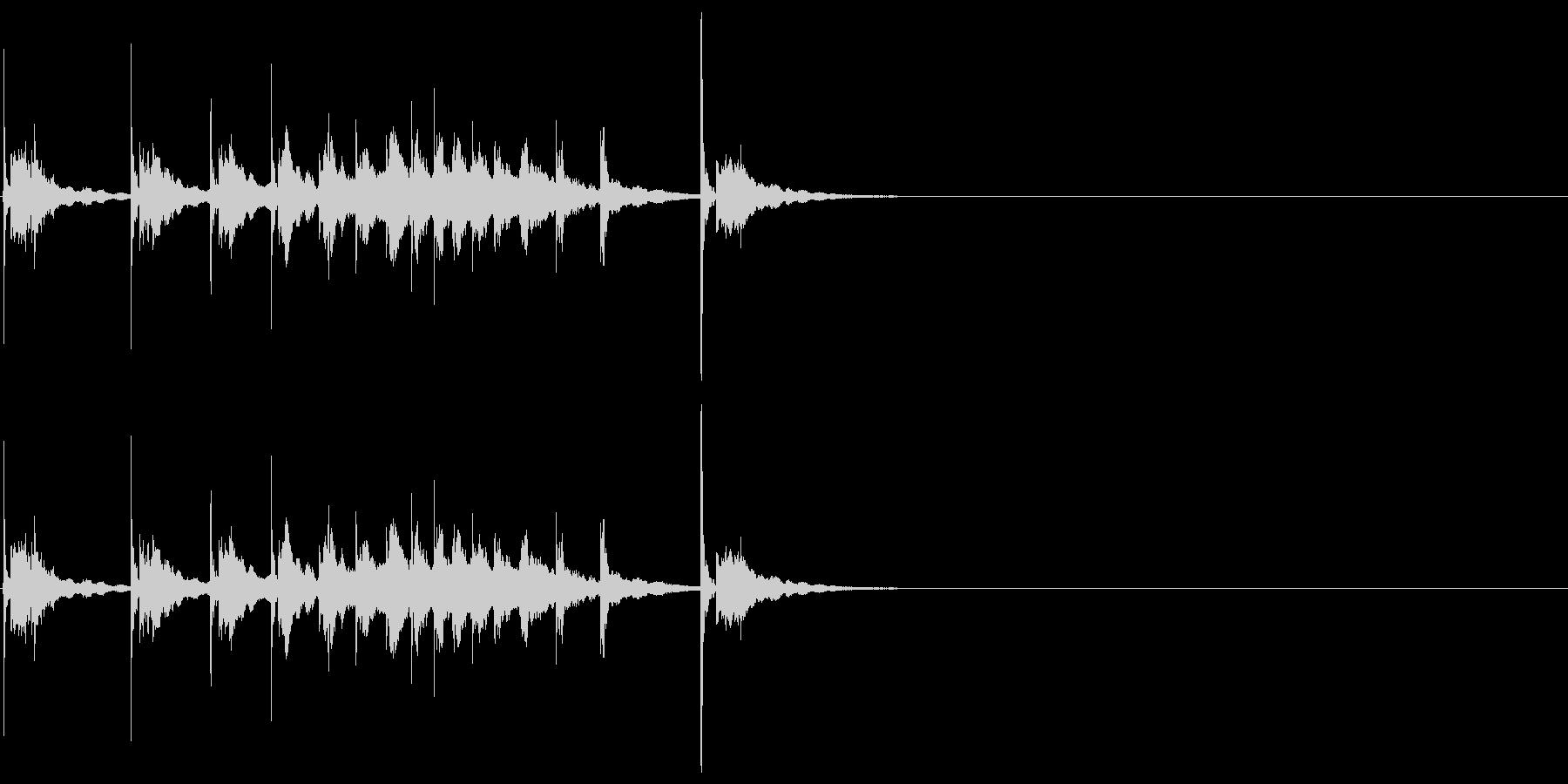 生演奏 琵琶 和風 古典風#14の未再生の波形