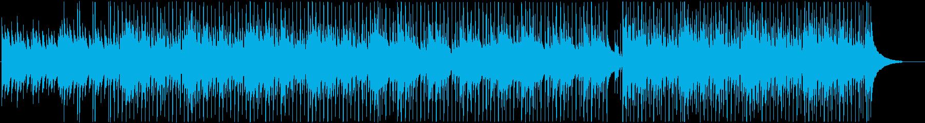クリーンな企業VP/コーポレート系BGMの再生済みの波形