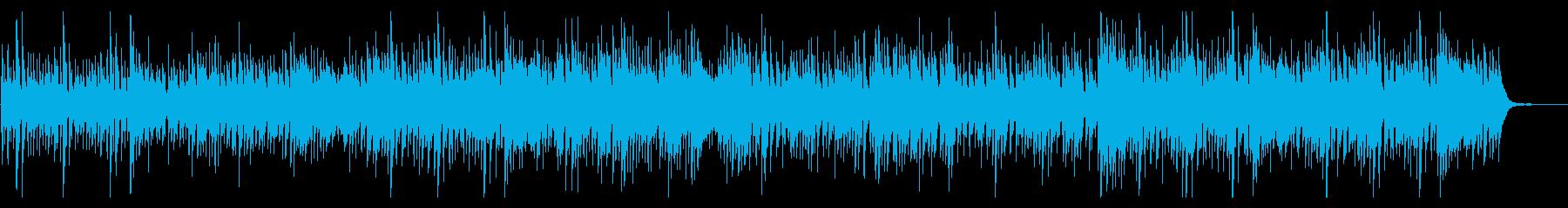 口笛とピアノでかわいいポップオープニングの再生済みの波形