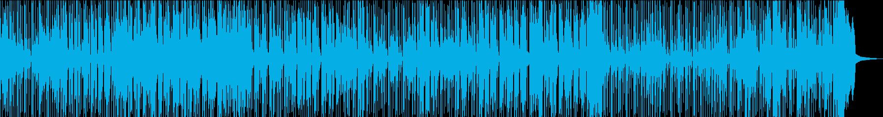 スローからミディアムのゆったりとし...の再生済みの波形