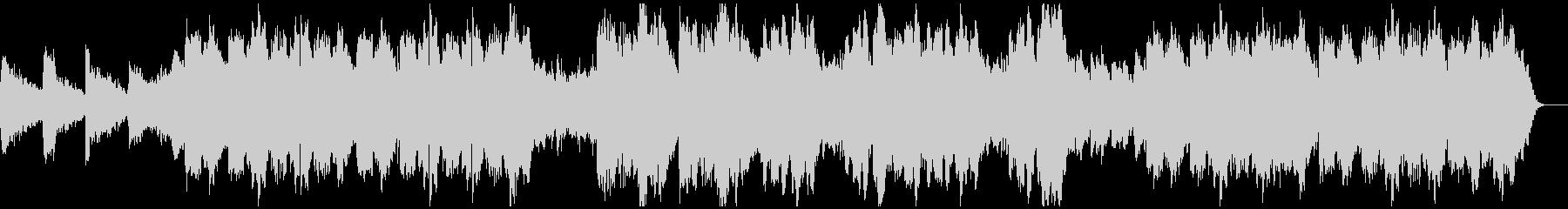 東南アジア風リラクゼーションミュージックの未再生の波形