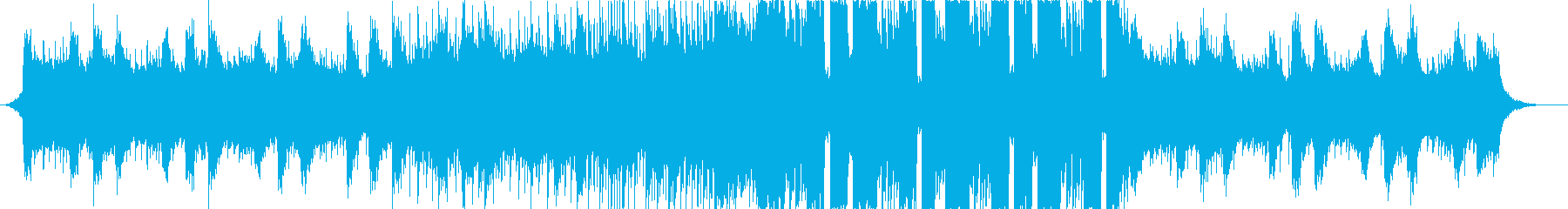 Future Bass 2の再生済みの波形