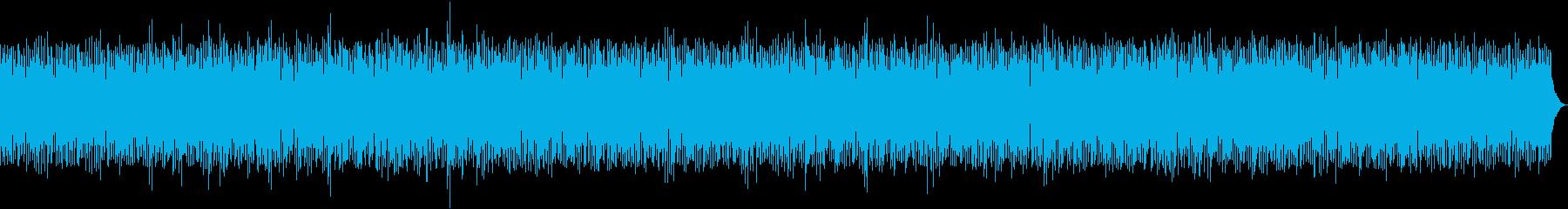 爽やか・ピアノ・企業VP・プレゼンの再生済みの波形