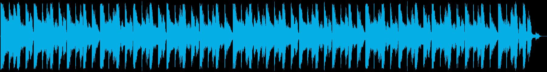 ゆったりとしたテクノ_No603_4の再生済みの波形