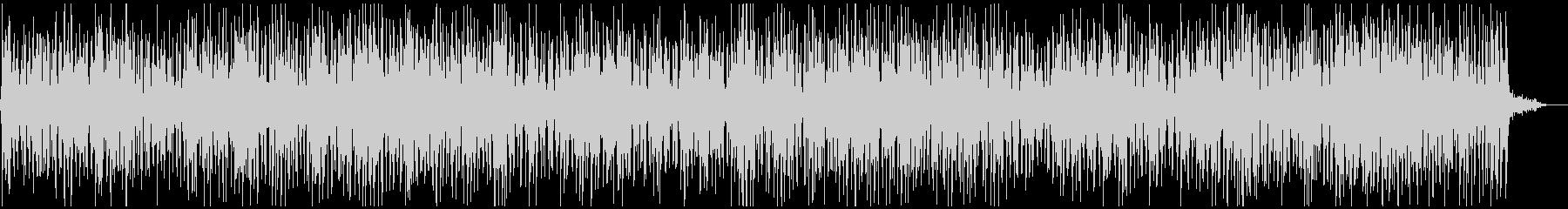 かわいいウクレレポップの未再生の波形