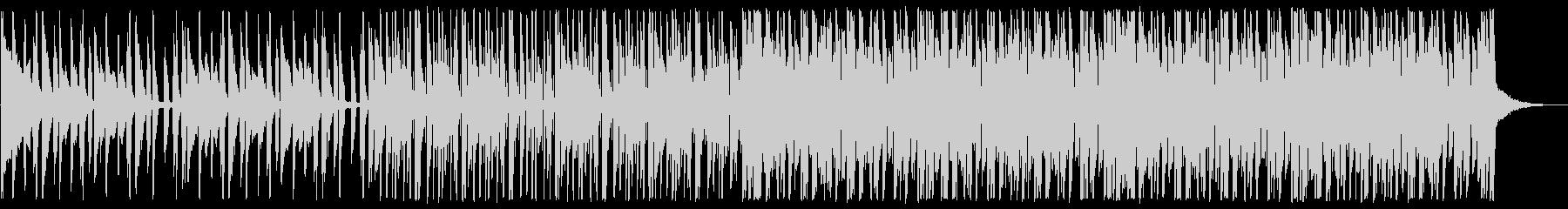 キラキラ/ハウス_No484_3の未再生の波形