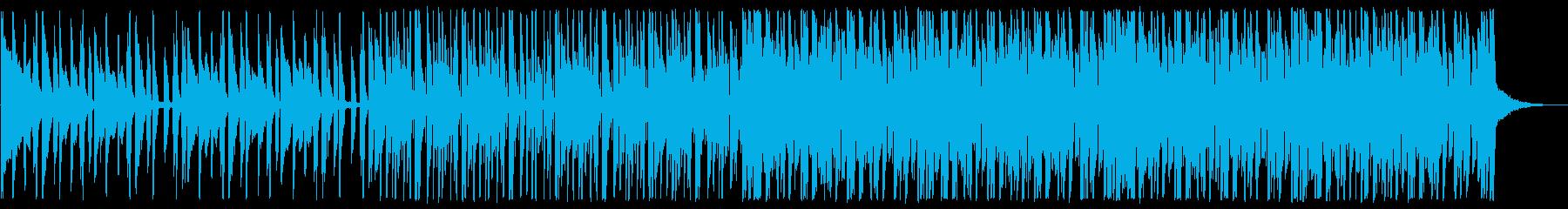 キラキラ/ハウス_No484_3の再生済みの波形