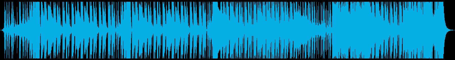 実験的 積極的 焦り 不条理 奇妙...の再生済みの波形