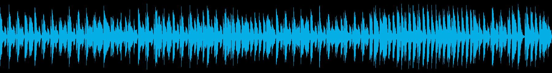 軽快で笑顔になるジャズピアノ名曲(ループの再生済みの波形